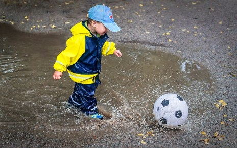 rain childhood