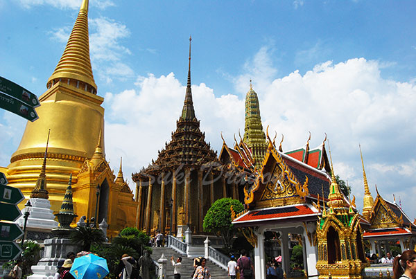 One day tour to Grand Palace and Wat arun