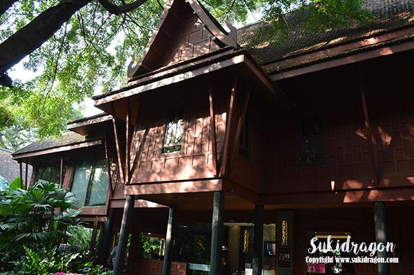 Jim Thompson House Bangkok Thailand