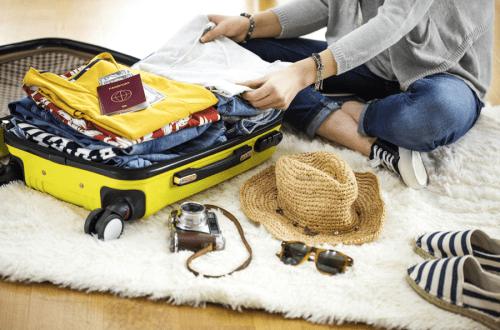 เทคนิคง่ายๆ จัดกระเป๋าไปเที่ยวต่างประเทศ