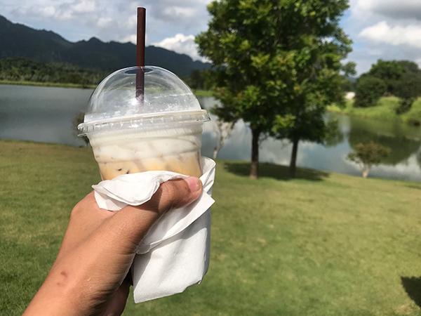 Pirom Cafe ภิรมย์คาเฟ่ ใครว่ามีแค่ไร่องุ่น ไปชิมกาแฟหอมกรุ่นติดไร่องุ่นกัน