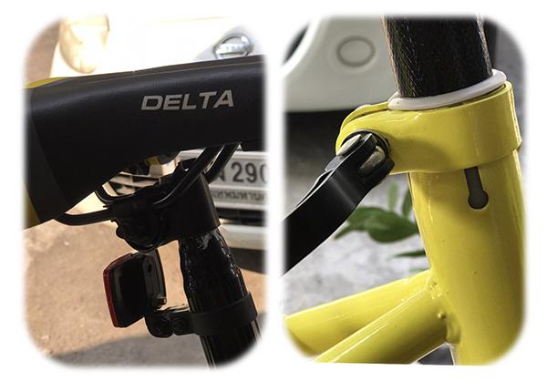 จักรยานพับ DELTA ACURA