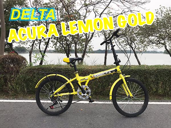 จักรยานพับ DELTA รุ่น ACURA