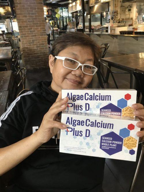 Algae Calcium Plus D