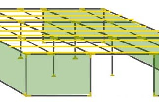 36x36 Tubular Sukkah Kit
