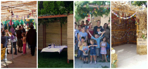 Easy-to-Build Sukkah Kits from The Sukkah Project®