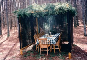 The Sukkah Project® Wood-Frame Sukkah Kits