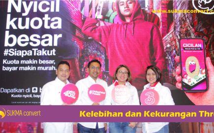 jaringan terpopuler di indonesia