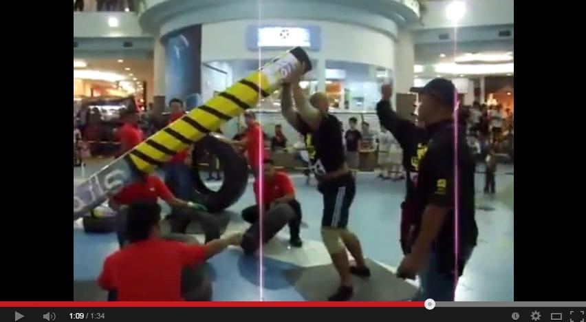 IOI 5th Strongman Challenge 2011