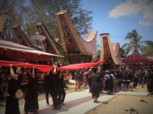 Funeral Ceremony in Tana Toraja Tour