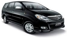 Makassar Car Rental - Toyota Innova