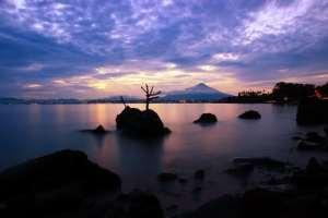 Sunset from Tumbak