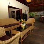 Prince John Dive Resort Deluxe Bungalow Balcony