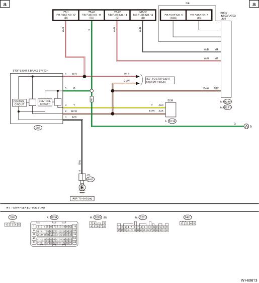 subaru legacy service manual  remote engine start system