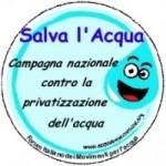 Acqua Petizione Campagna nazionale contro la privatizzazione dell'acqua