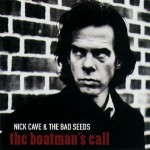 Nick Cave Boatman's call copertina di Anton Corbijn