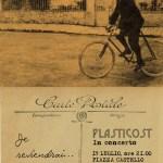 Cartolina invito Plasticost biciclista 2013
