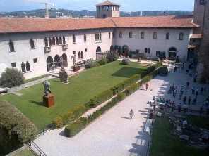 Mitoraj Castel Vecchio Verona 2013 image066