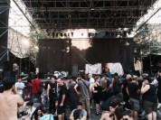 The Jesus And Mary Chain Ferrara il palco