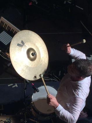 John Stanier Battles Brescia 23 09 2016