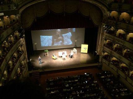 Evgeny Morozov Paul Mason Internazionale FE 01-10-2016 Teatro Comunale
