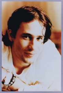 Jeff Buckley foto di Hideo Oida