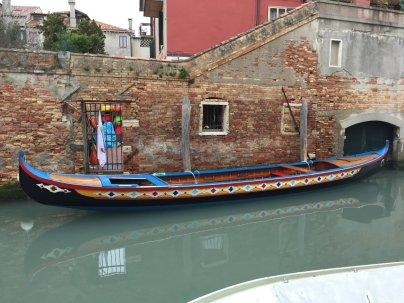 Venezia Cannaregio barca