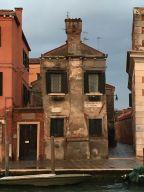Venezia Cannaregio la casa locomotiva