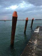 Venezia Cannaregio le tre bricole