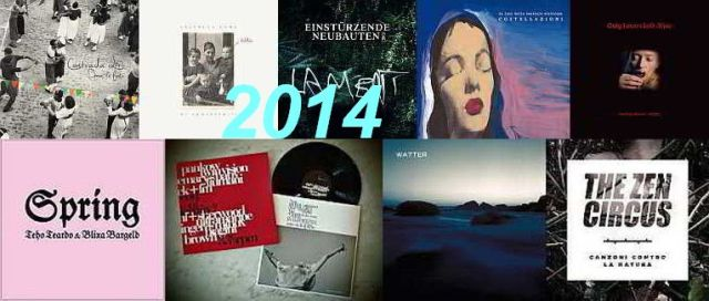 La mia non classifica 2014 musicale