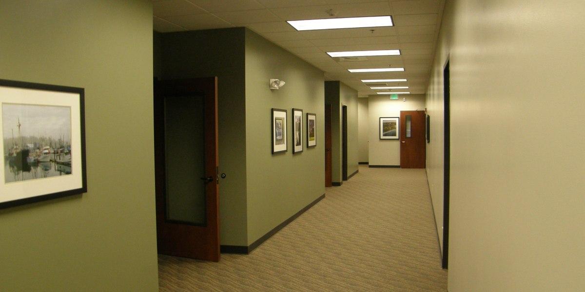 Puget Sound Office Interior