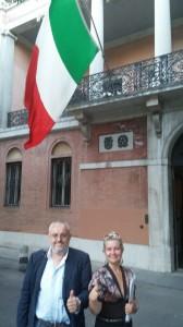 Giorgio Caroli e Katia Motta