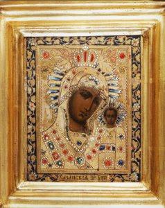 La madre di Dio di Kazan