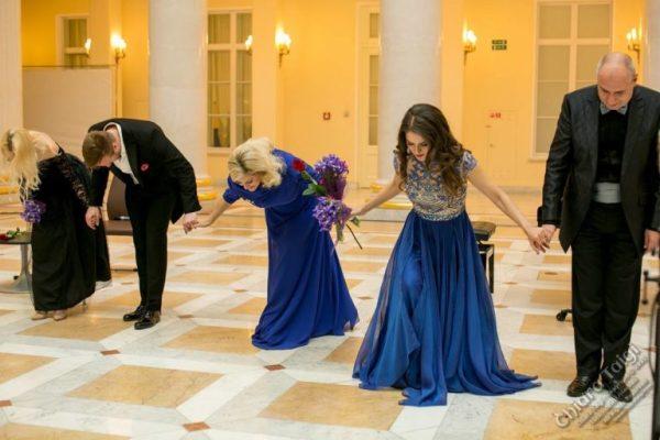 CHIARA TAIGI - Successo del Pubblico e della Critica - Concerto Omaggio a Renata Tebaldi - San Pietroburgo - Russia - Biblioteca Presidenziale Boris Eltsin - 02 Novembre 2019