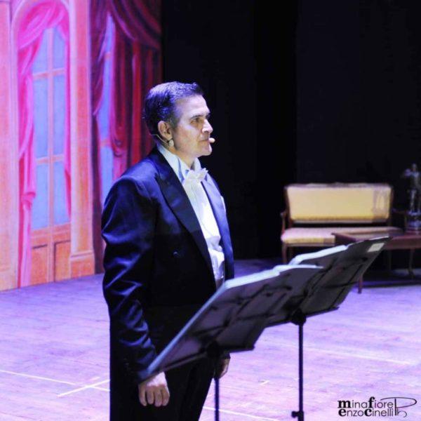 Iorestoacasa con la Romanza da Salotto-Luca Lupoli tenore