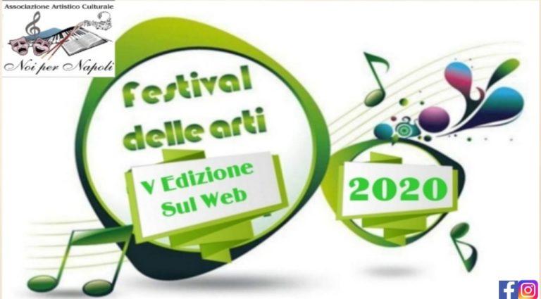FESTIVAL DELLE ARTI SUL WEB V EDIZIONE 2020