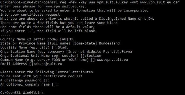 Anleitung Zertifikat public SSL für Sophos UTM einrichten... - SULT ...