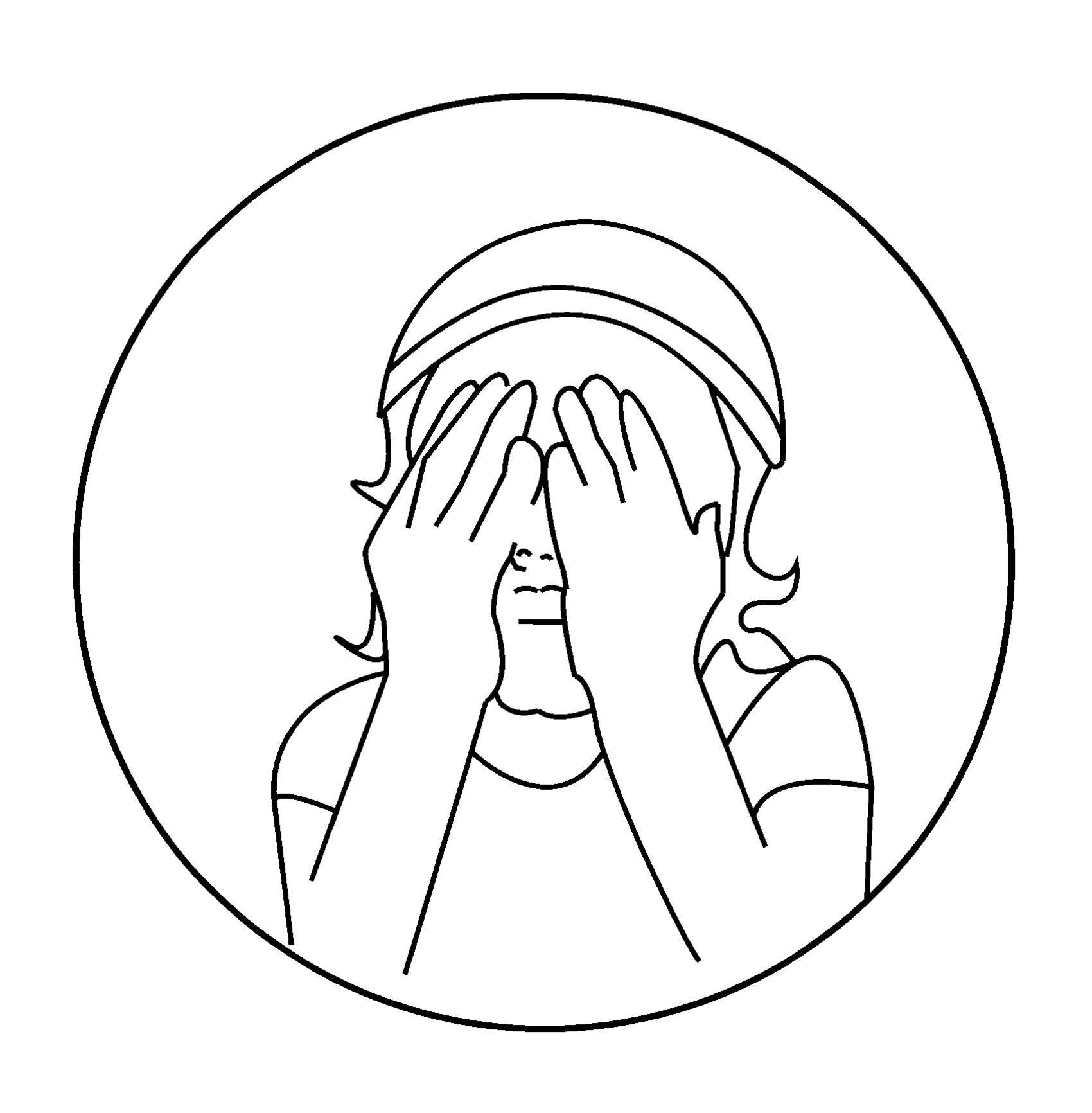 Wash Your Face Coloring Pages Coloring Pages