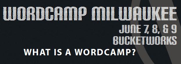 WordCamp Milwaukee 2013