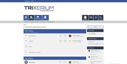 Trixerium Mariner - ST Xenforo 2 Pro Pack