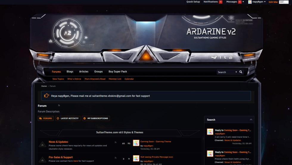 ardarine2 - Ardarine v2 and Aventarius v2 released!