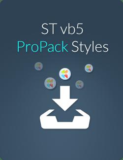 boxes vb5 ProPack - ST vB5 Pro Pack