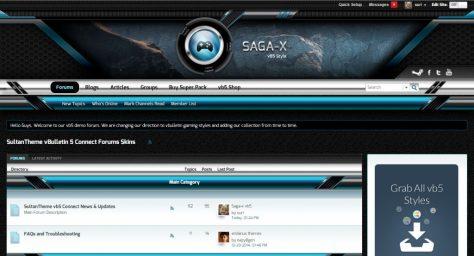 sagascreen3 1024x554 - Saga-X and Saga-X Blue released