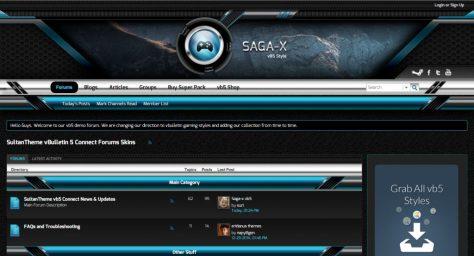sagascreen4 1024x554 - Saga-X and Saga-X Blue released