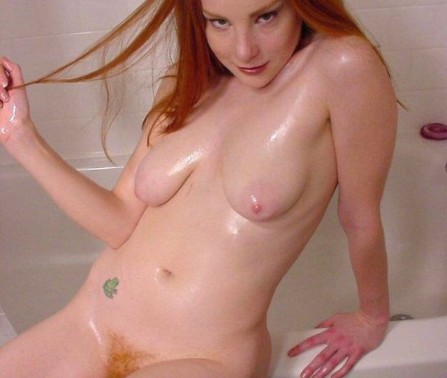 Red Hair Pussy Woman