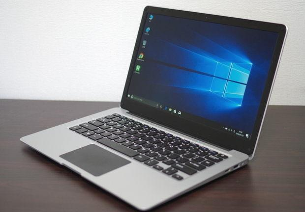 Jumper EZBook 3SE 全体