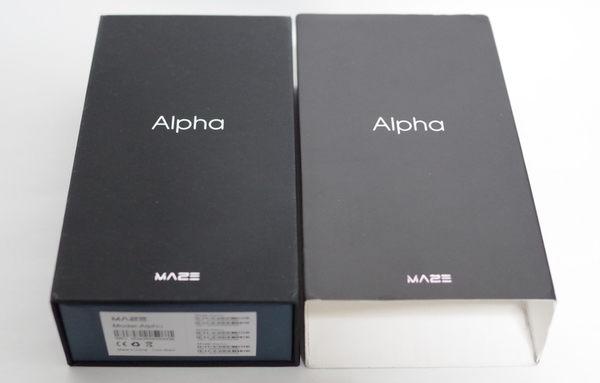 MAZE Alpha 外箱