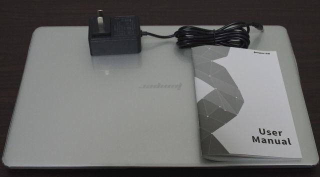 Jumper EZBook X4 付属品