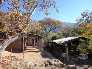 Restaurant within the rural community of El Divisadero in the Calchaqui Valleys, Argentina