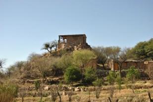 "A cabin in the rural community ""El Divisadero"", near Salta"